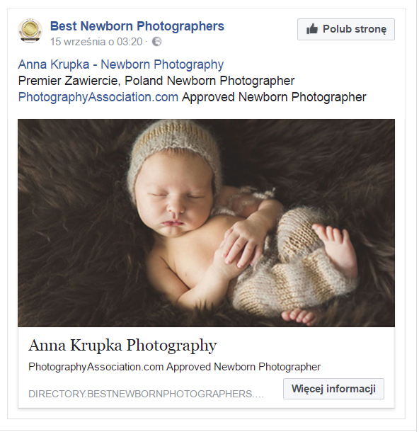 Fotograf noworodkowy śląsk
