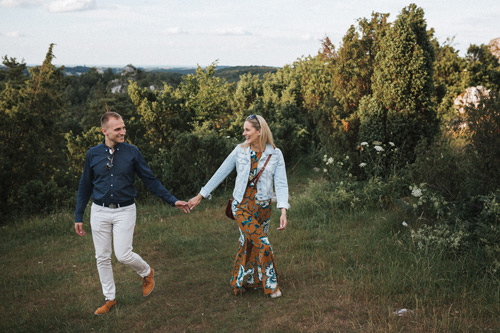 ENGAGEMENT SESSION - what to wear and where to go?